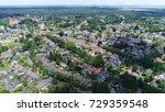 aerial flight photo of small... | Shutterstock . vector #729359548