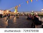 erbil  iraq  september 25 ... | Shutterstock . vector #729370558