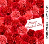 Mother\'s Day Card On A...