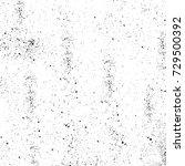 black and white grunge... | Shutterstock . vector #729500392