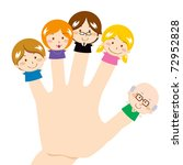 Cute And Sweet Finger Family...