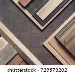 abstract scrap wood background... | Shutterstock . vector #729573202
