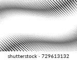 abstract vector background.... | Shutterstock .eps vector #729613132