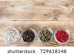 Different Kinds Of Peppercorns...