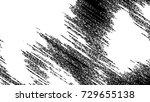 black and white grunge pattern... | Shutterstock . vector #729655138