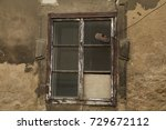 vintage buildings in europe | Shutterstock . vector #729672112