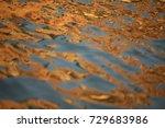 water waves in the sea | Shutterstock . vector #729683986
