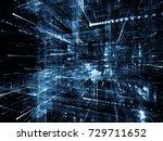mind processor series.... | Shutterstock . vector #729711652