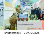 moscow  russia  expocenter vdnh ... | Shutterstock . vector #729720826