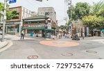 seoul  south korea   may 2017   ...   Shutterstock . vector #729752476