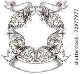 black old emblem  isolation ...   Shutterstock .eps vector #72977977