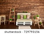 still life details of cozy home ...   Shutterstock . vector #729793156