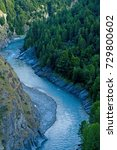 Small photo of Shotover river, the shotover river once the world second richest alluvial gold only second to the Colorado river in the U.S.A.