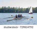 zhukovsky  russia   september... | Shutterstock . vector #729814792