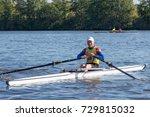 zhukovsky  russia   september... | Shutterstock . vector #729815032