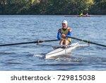 zhukovsky  russia   september... | Shutterstock . vector #729815038