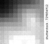 ink print distress background . ... | Shutterstock . vector #729856912