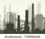 horizontal illustration...   Shutterstock .eps vector #729860656