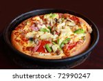 pizza | Shutterstock . vector #72990247
