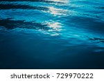 turquoise sea water | Shutterstock . vector #729970222