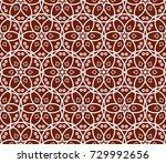 modern stylish texture.... | Shutterstock . vector #729992656