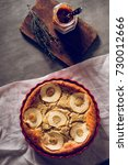 Apple Pie With Caramel Chestnu...