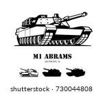 silhouette tank logo template...