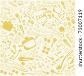 background from macaroni  pasta ... | Shutterstock .eps vector #73007119