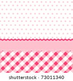Seamless Baby Girl Pattern ...