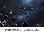 Meteorites Deep Space Image Science - Fine Art prints