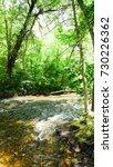minnehaha creek  | Shutterstock . vector #730226362