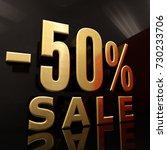 percent discount sign  sale up... | Shutterstock . vector #730233706