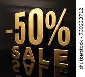 percent discount sign  sale up...   Shutterstock . vector #730233712