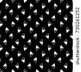 triangular figures wallpaper.... | Shutterstock .eps vector #730261252