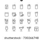 drinks food ui pixel perfect...