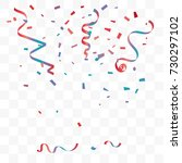 party and celebration... | Shutterstock .eps vector #730297102