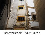 old style buildings in medina ... | Shutterstock . vector #730423756