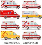 medical concept. different kind ... | Shutterstock .eps vector #730434568