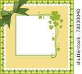 Saint Patrick\'s Day Postcard...