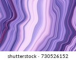 Marble Ink Colorful. Purple...