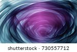 abstract smoke helix texture... | Shutterstock . vector #730557712