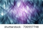 abstract geometric texture... | Shutterstock . vector #730557748