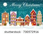 vector illustration in flat... | Shutterstock .eps vector #730572916