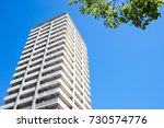 the image of high rise... | Shutterstock . vector #730574776