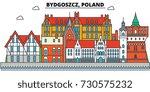 Poland  Bydgoszcz. City Skylin...