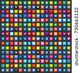 health icons   Shutterstock .eps vector #730663132