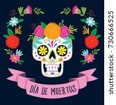 """""""dia De Los Muertos""""  Day Of..."""