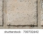 rough wall  rough cement | Shutterstock . vector #730732642