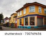 stavanger  norway   august 25...   Shutterstock . vector #730769656