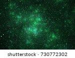 abstract glittering texture... | Shutterstock . vector #730772302